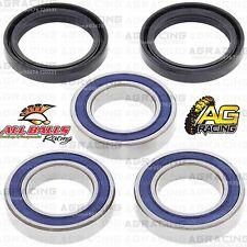 All Balls Rear Wheel Bearings & Seals Kit For Honda CR 125R 2001 01 Motocross