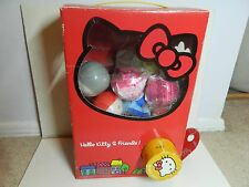 Hello Kitty Mcdonalds Plush Toy Box