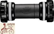 SHIMANO XT BB-MT800 EXTERNAL BEARING BLACK BICYCLE BOTTOM BRACKET