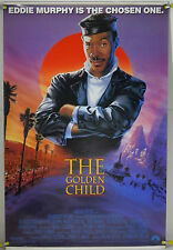 THE GOLDEN CHILD ROLLED ORIG 1SH MOVIE POSTER EDDIE MURPHY COMEDY (1986)