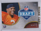 CAM NEWTON Topps 2011 NFL DRAFT ROOKIE CARD Carolina Panthers INSERT RC