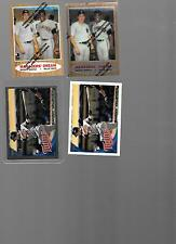 2010 Topps Update Danny Valencia Regular & Gray Border #59/59 Rookie Card RC