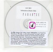 (FS645) Liu Bei, Infatuation - DJ CD