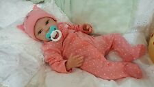 Reborn doll baby ooak art doll life like sweet beautiful lifelike baby so real