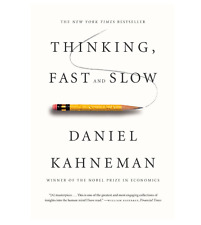Thinking, Fast and Slow Paperback – April 2, 2013 by Daniel Kahneman