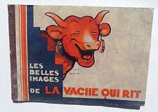 RABIER. Les Belles Images de la Vache qui Rit.1931-1932. Complet 120 images