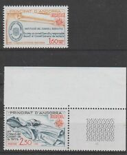 v847 Andorra frz./ CEPT 1982  MiNr 321/22 **