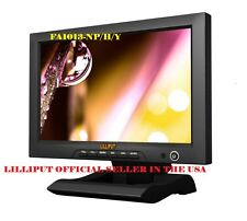 "Lilliput 10.1"" FA1013-NP/H/Y 16:9 HDMI IN FIELD Monitor W/ YPBPR +VIDEO IN&OUT"