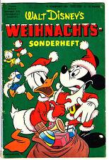 """Micky Maus Sonderheft 8: """"Weihnachts Sonderheft (Barks)"""", Ehapa"""