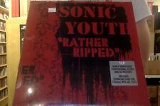 Sonic Youth Rather Ripped LP sealed vinyl + download RE reissue