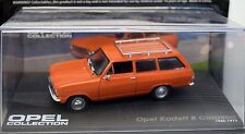 Opel Collection - Opel Kadett B Caravan, 1965-1973 1:43 in Box (2)