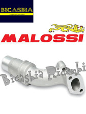 6794 - COLLETTORE MALOSSI 24 X 28,6 INCLINATO VESPA 125 PK S XL - BICASBIA