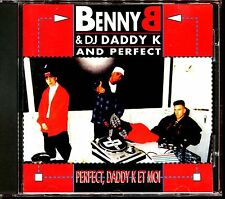 BENNY B & DJ DADDY K AND PERFECT - PERFECT, DADDY K ET MOI - CD ALBUM [13]