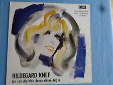 Hildegard Knef -  Ich seh die Welt durch deine Augen Decca LP 60er Jahre