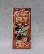 Spanish Fly Sex Drops Stimulate Coffee 1oz Endurance Libido Hot Sexy Aphrodisiac