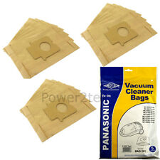 15 x C-20E Dust Bags for Panasonic MC-E736 MC-E737 MC-E7400 Vacuum Cleaner
