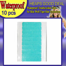 US Skin Tape Super Strong Waterproof Adhesive for Tape Hair Extensions 10 pcs