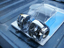 Drag Specialties Chrome Switch Housing Kit - Harley Dyna XL 96-07 FLHR Controls