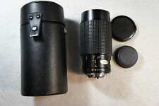 Tokina RMC 80-200mm f/3.5-4.5 MC Lens For Yashica Contax