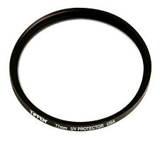 Tiffen 77mm UV protection filter for Canon EOS 6D DSLR with EF 24-105mm lens