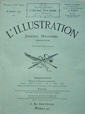 L' ILLUSTRATION No 4414 . 8 octobre 1927 . La coupe Schneider a Venise .