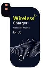 Qi 5V Wireless Charging Receiver Module for Samsung Galaxy S5 S-View Flip Case