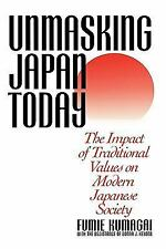 Unmasking Japan Today-ExLibrary