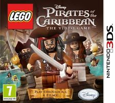 LEGO PIRATES OF THE CARIBBEAN NINTENDO 3DS EXCELLENT CONDITION