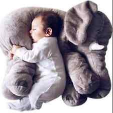 Lumbar pillow pillow long nose elephant doll soft plush stuffed toys