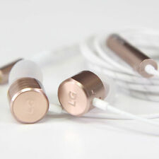 Genuine Premium Earphone LG LE631 QuadBeat 3 Earbuds Tuned by AKG For LG V10