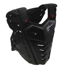 Motorbike Chest Body Belly Protector Pad Armour Guard MMA Training Kick Boxing