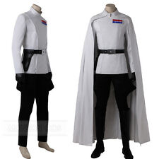 Rogue One: A Star Wars Story Director Orson Krennic Cosplay Costume All Size