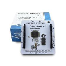 Colors Shield for 8*8 RGB LED Matrix Stable for Arduino Uno