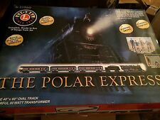 Lionel Polar Express Remote Train Set, O-gauge, 6-31960 W/ Extra Track