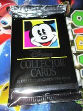 1991 Impel Walt Disney Collector Trading Card Booster Pack(15 Cards per pack)