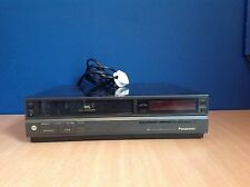 Panasonic VCR VHS Video Tape Player Recorder NV-G7 Front Loading System