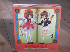 CARDCAPTOR SAKURA LICCA LICCARIZE FIGURE DOLL SET of 2 TAKARATOMY JAPAN NEW
