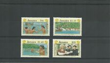JAMAICA SG802-805-500TH ANNIV OF DISCOVERY OF AMERICA BY COLUMBUS 3RD SERIES MNH