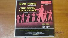 """BOB HOPE AS EDDIE FOY IN THE SEVEN LITTLE FOYS - Songs from, 7"""" DOUBLE EP"""