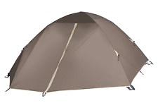 NEW 4 SEASON CATOMA IGLOO TENT SPEEDDOME ALUM. FRAME - GOES UP FAST - SLEEPS 2/3
