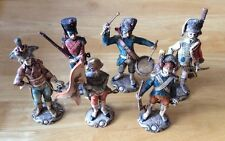 Depose Italy Napoleonic Soldiers - Set Of Six