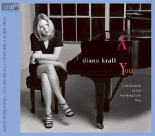 UNIVERSAL | Diana Krall - All For You CD XRCD NEU