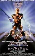 POSTER HE MAN AND THE MASTERS OF THE UNIVERSE GRANDE 18