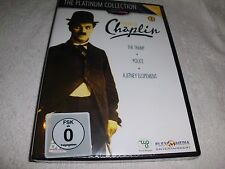 Charlie Chaplin - The Platinum Collection 1-DVD-OVP FSK 6