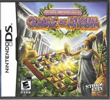 Jewel Master: Cradle of Athena (Nintendo DS, 2010)