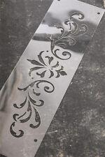 Jeanne d'Arc Living Schablone Ornament Möbeltattoo wiederverwendbar vine flowers