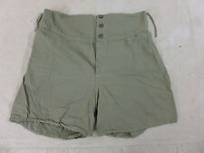 #01 US Original Shorts Uniform underwear trousers 1944 Unterhose olive drab sz32
