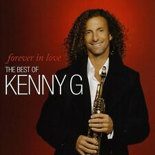Forever In Love-The Best Of - Kenny G (2009, CD NEUF)