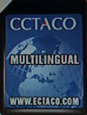 ECTACO Multilingual 13 multi Language SD Card for Partner 900 Translators