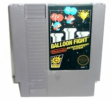 Nintendo NES Balloon Fight Game Cartridge Tested Works!